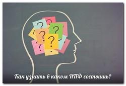 Способы узнать, в каком НПФ состоишь