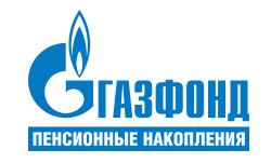 Логотип НПФ ГАЗФОНД пенсионные накопления в 2020 году