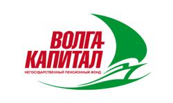 Логотип НПФ Волга-Капитал в 2020 году