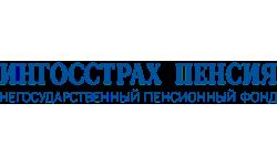 Логотип НПФ Ингосстрах-Пенсия в 2021 году