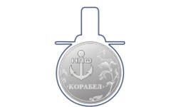 Логотип НПФ Корабел в 2020 году