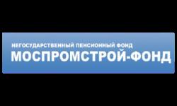 Логотип НПФ Моспромстрой-Фонд в 2020 году