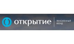 Логотип НПФ Открытие в 2021 году