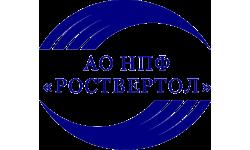 Логотип НПФ Роствертол в 2020 году